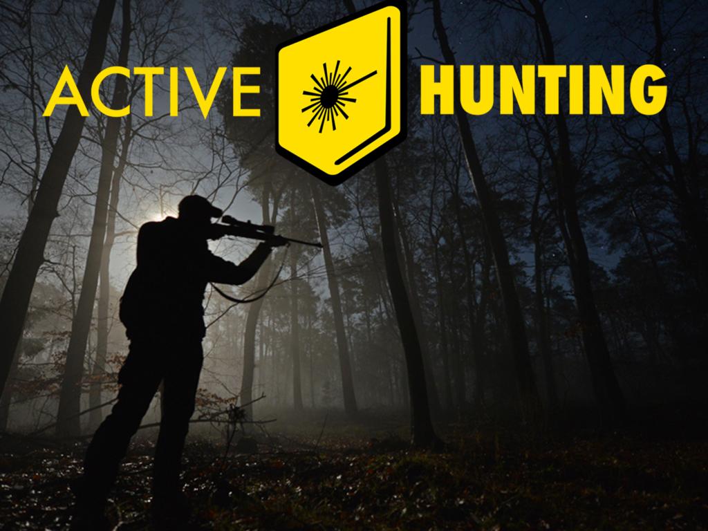 Active Hunting Logo