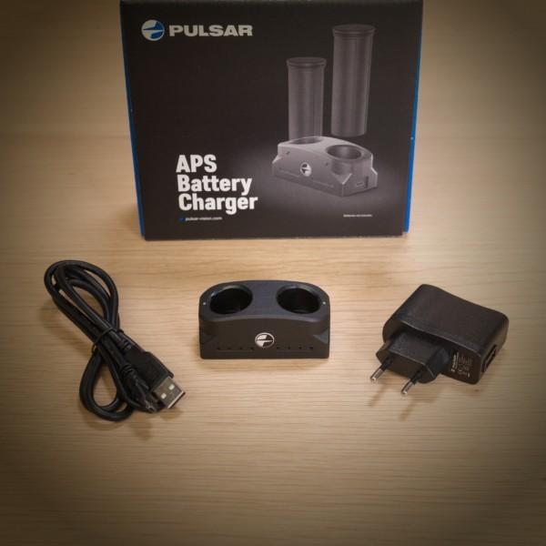 Pulsar APS Battery Charger