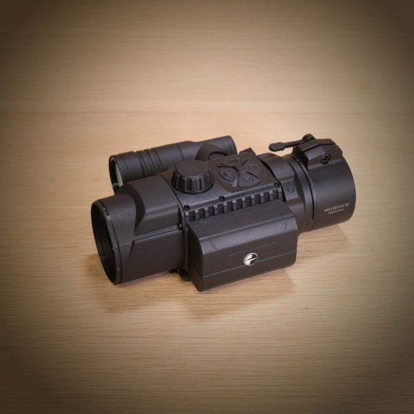 Pulsar FN455 LED Strahler und Adapter