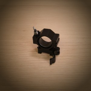 Just. Schnell-Montage 24-26mm