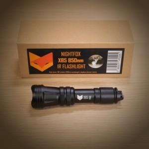 Nightfox XB5 850nm Startbild