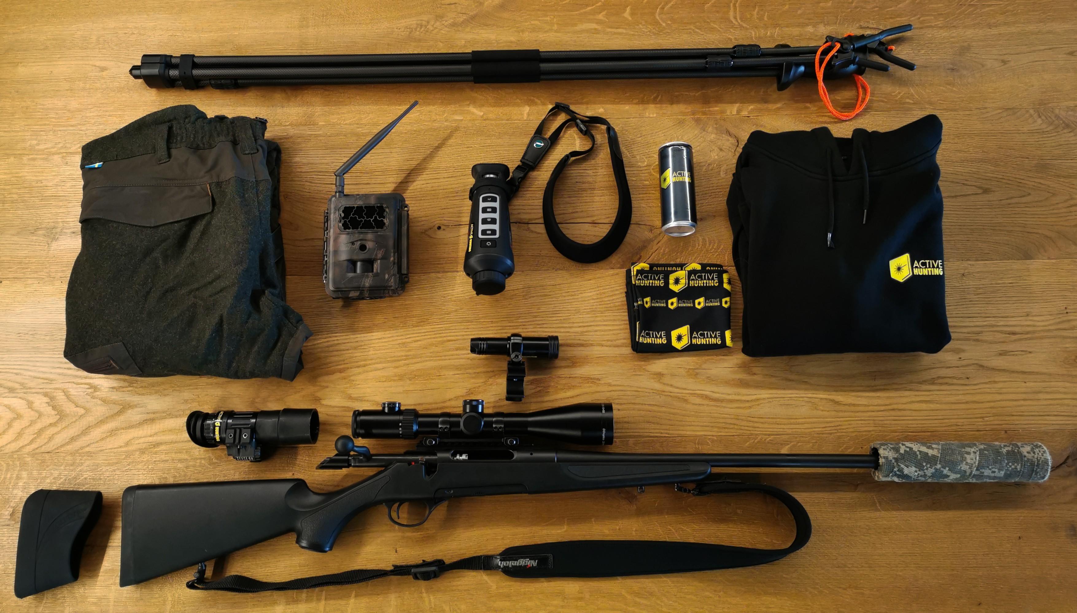 Equipment Sauenpirsch