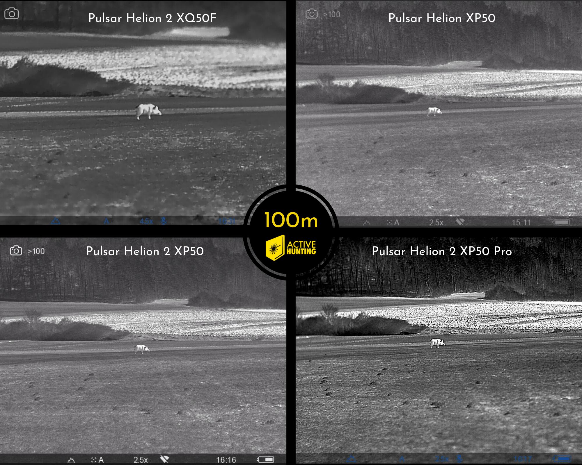 Bild 100m XP50 Pro